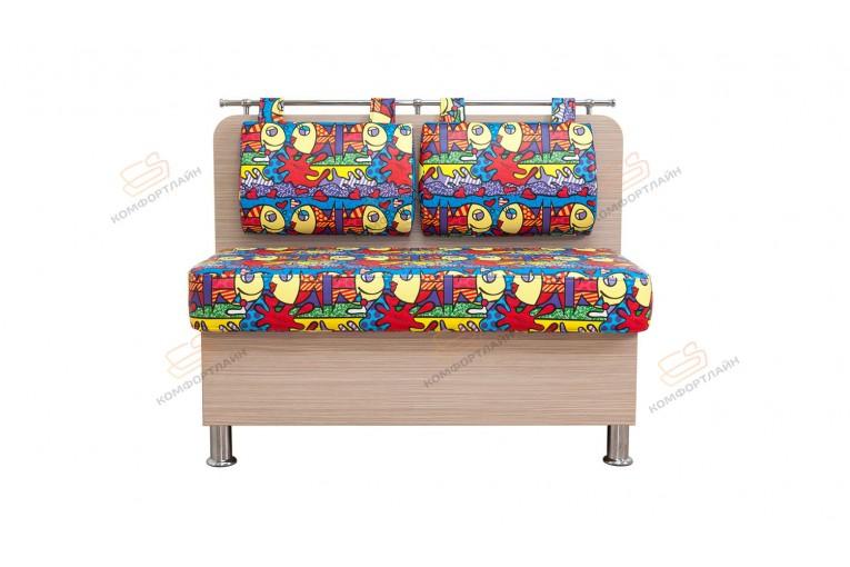 Прямой диван для кухни Сюрприз ДС46