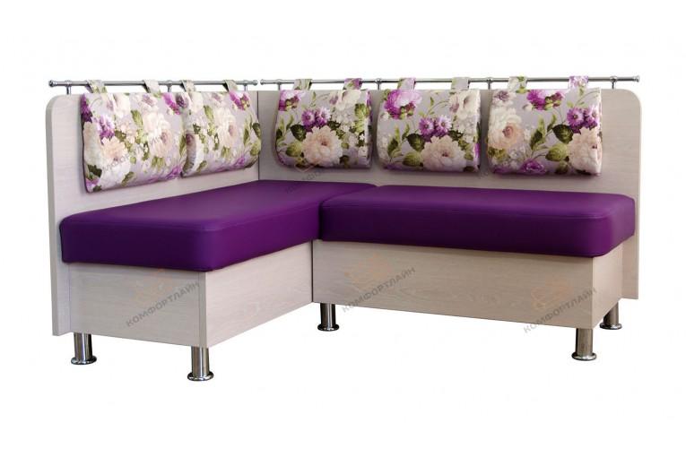 Угловой диван для кухни Сюрприз ДС21