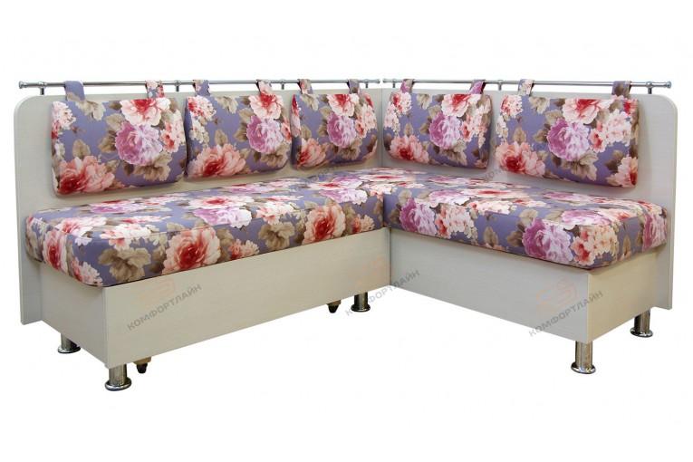 Угловой диван для кухни Сюрприз ДС36