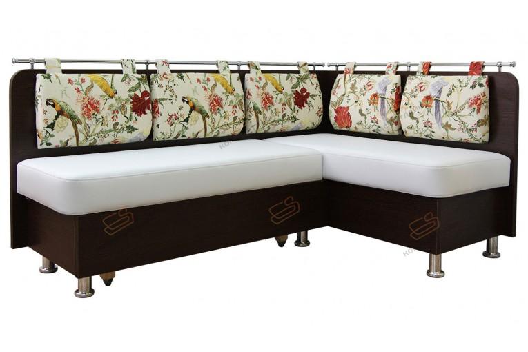 Угловой диван для кухни Сюрприз ДС37