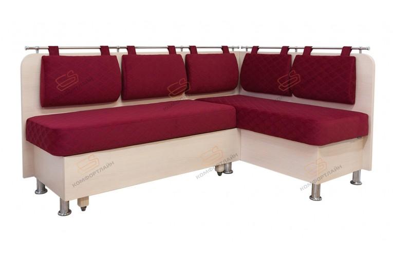 Угловой диван для кухни Сюрприз СВ ДС49