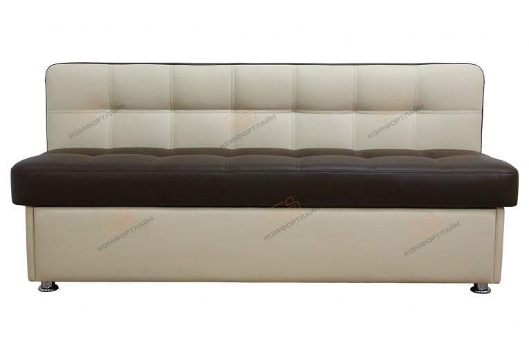 Прямой кухонный диван Токио со спальным местом  ДТ08