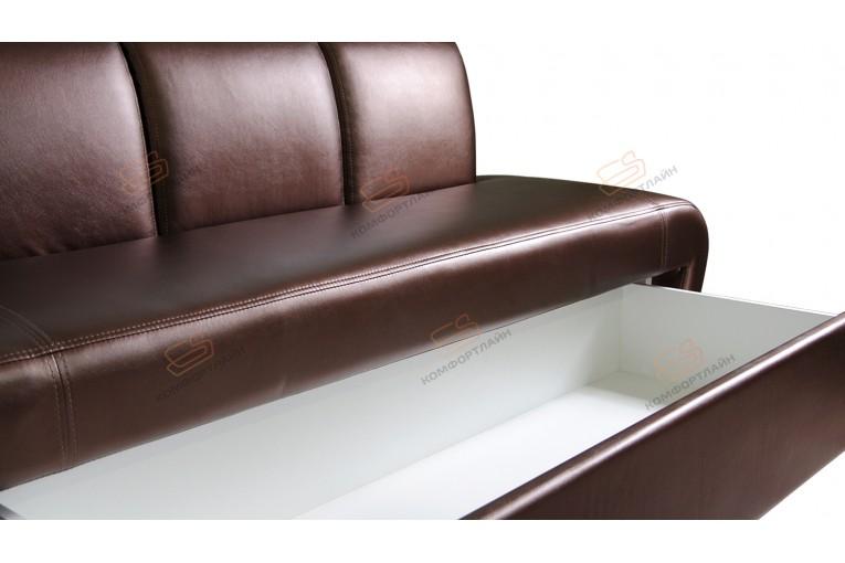 Прямой диван для кухни Вегас ДВ02